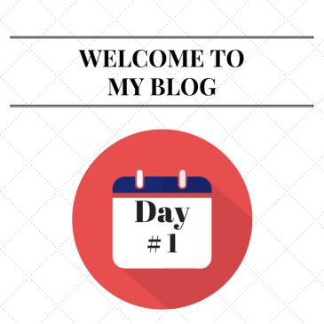 A custom thumbnail welcoming users to a digital marketing blog
