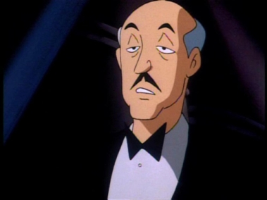 Alfred the butler from Batman used to represent Jenkins the software development process.