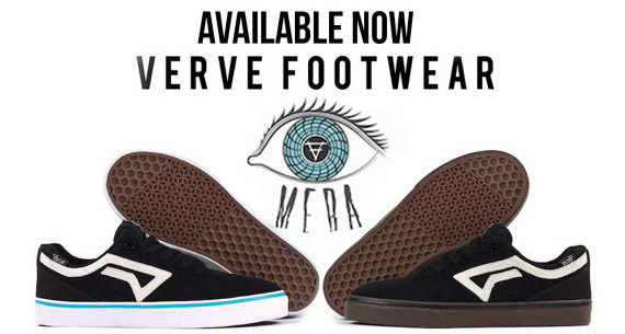 The Verve Mera one BMX shoe is now available.