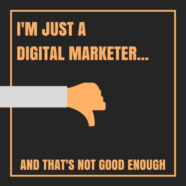Blog post thumbnail for Digital Marketing job role article.