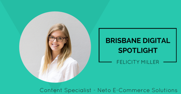 Brisbane Digital Spotlight thumbnail featuring Felicity Miller.