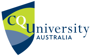 CQUniversity Brisbane logo.