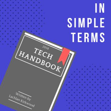 Lachlan Kirkwood's 2018 tech industry handbook thumbnail.