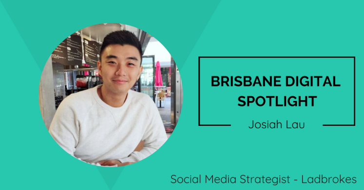 Brisbane Digital Spotlight thumbnail featuring Josiah Lau.