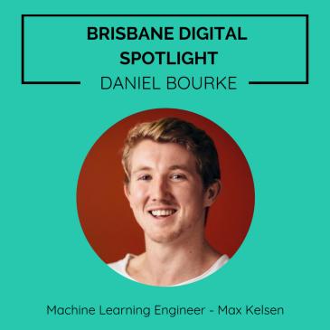 Brisbane digital spotlight thumbnail image for artificial intelligence engineer, Daniel Bourke.
