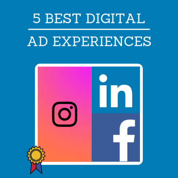 Thumbnail for the ClickThrough blog post that uncovers the best digital marketing experiences.