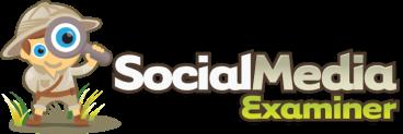 Social Media Examiner brand logo.