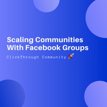 Top strategies for growing Facebook groups.