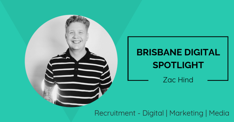 Lachlan Kirkwood interview with Digital Marketing Recruiter, Zac Hind.