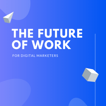 Lachlan Kirkwood sharing his thoughts about the future of work for digital marketers.