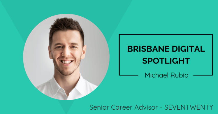 Lachlan Kirkwood interview with Digital Recruiter, Michael Rubio.