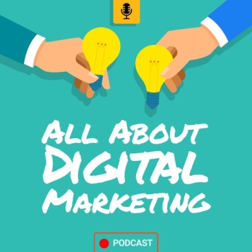Lachlan Kirkwood featuring on the All About Digital Marketing podcast.