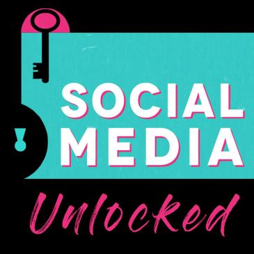 Social Media Unlocked podcast featuring Digital Marketing Specialist, Lachlan Kirkwood